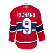 Maurice (Rocket) Richard Autographed Montreal Canadiens Jersey
