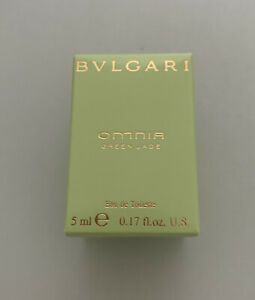 Bvlgari Omnia Green Jade Miniature Splash 5ml/0.17 Fluid Ounces For Women