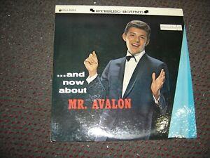 Frankie Avalon - And Now About Mr. Avalon 1961 USA Stereo Orig. PH E/E
