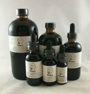 Maca Root Tincture, Extract, Aphrodisiac, Hormone, Fertility