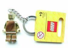 Lego Gold Minifigure keyring - 850807 new