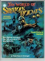 The World of Sherlock Holmes vol.1 #1 1977 Hard to Find magazine