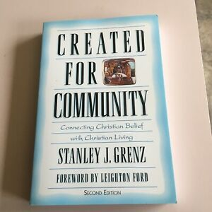 Created for Community by S. Grenz 2nd ed AUS Seller FREE Postage