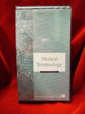 Audiobook - Total learning Concepts - Medical Terminology Audiotapes / 6 Tapes