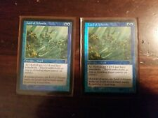 2x Lord Of Atlantis 7th Edition Foil lp