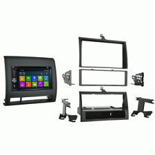 DVD GPS Navigation Multimedia Radio and Dash Kit for Toyota Tacoma 05-11 Black