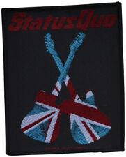 STATUS QUO - Guitars - 8,6 cm x 10,4 cm - Patch - 166104