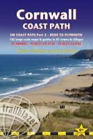 Cornwall Coast Path Practical walking guide with 142 Large-Scal... 9781912716050