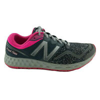 New Balance 1980 Womens Size 8.5D Gray Pink Lace Up Running Shoes W1980GG