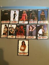 TNA KNOCKOUTS CARD LOT ROXXI ODB DIXIE TRACI BROOKS KAREN ANGLE