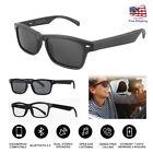 Smart Polarized Sun Lenses Glasses Bluetooth Sunglasses Bone Conduction Headset