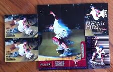 4x Colin McKay Trading Cards & Poster Collections 2000 Fleer Adrenaline