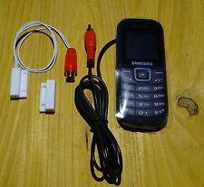 E1200i SauFon Sauhandy - GSM Wilduhr - Kirralarm - GSM Wildmelder - Fallenmelder