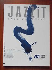rivista JAZZ IT N.72/2012 Don Pullen Simone Zanchini Ravi Coltrane Enten Eller