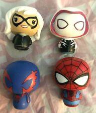 Funko Spider-Man Pint Size Heroes Mini Figure Lot Pop Micro 2099 Gwen Black Cat