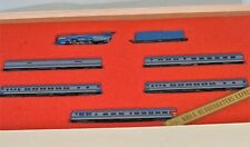 "N Scale Con-Cor Rivarossi NMRA ""Headquarters Express"" Locomotive Train Set NIB"