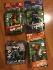 Dallas Cowboys McFarlane Action Figure NFL Lot Romo Witten Barber III Murray