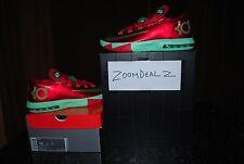 Nike Zoom KD VI CHRISTMAS Edition All Star NEW Size 10