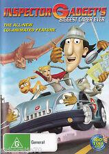 INSPECTOR GADGET'S BIGGEST CAPER YET Maurice Lamarche / Bernie Mac DVD R4