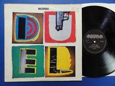 NASMAK DUEL aura 83 A1B1 Lp 80's electro pop