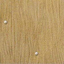 Marburg Tapete Luigi Colani Visions 53376 Perlas Onda 64,91€/ M ² Oro Nácar