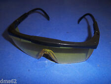 NEW FORESTER SAFETY GLASSES REPLACES STIHL PRO SUN GLASSES  YELLOW TINT