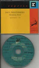 the Replacements PAUL WESTERBERG Runaway 1993 PROMO Radio DJ CD Single MINT USA