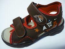 Ricosta Niños Zapatos Sandalias 25M Marrón / Colorido Nuevo