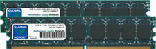 2GB (2 x 1GB) DDR2 800MHz PC2-6400 240-pin ECC UDIMM Server/workstation KIT RAM