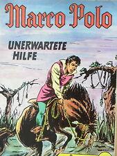 FUMETTO-Marco Polo-volume 2-aiuto inattesi-Lehning
