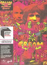 """Cream """"Disraeli Gears"""" 11 track vinile LP ABBEY ROAD Hald-SPEED masterizzazione 2016"""