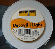 Freudenberg/Vlieseline Decovil Light ST 1225i Beige 90 cm X 15 m