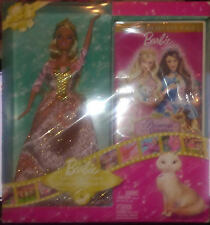 Barbie Princess and The Pauper Erika and Dvd Giftset