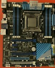 ASUS P9X79, LGA 2011/Socket R, Intel Motherboard --READ NOTES
