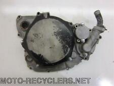 09 KX250F KXF250 clutch cover with waterpump    102