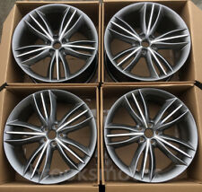 "20"" ALLOY WHEELS RIMS FOR JAGUAR XJL XJ 20X9 OFFSET45 5X108 SET OF 4"