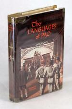 1ST ED 1958 THE LANGUAGES OF PAO JACK VANCE LINGUISTIC SCIENCE FICTION HC w/DJ