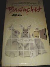Brainchild by Andrew Neiderman 1st Pocket Books Printing Dec 1981 Paperback