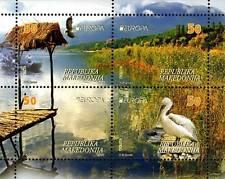 2016 Europa - Macedonia - souvenir sheet [bklt]