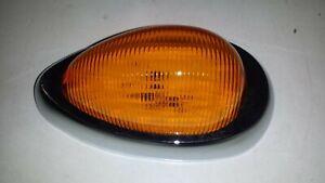 1 x LED Amber indicator/Parker lights. Freightliner Argosy,Western star,Sterling
