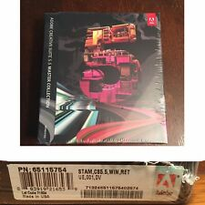 Adobe Creative Suite 5.5 Master Collection windows 65115754 Brand New Sealed DVD
