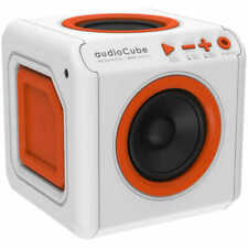 allocacoc Audiocube Portable Bluetooth Speakers Strong Bass Sound 360 Degrees