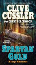 Spartan Gold by Clive Cussler (author), Grant Blackwood (author)