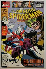 Amazing Spider-Man #24 Annual Marvel Comics 1990 NM