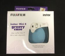 Fujifilm Instax Groovy Camera Case Mini 8- Blue