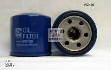 WESFIL OIL FILTER FOR Nissan Almera 1.5L 2012 08/12-on WZ436