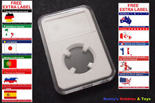 1 x New High Quality Coin Slab Holder (21 mm)  Display Coin Case For US Nickel