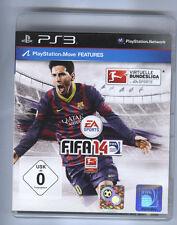 FIFA 14 für Sony PlayStation 3, DVD-Box  erleben Sie kompletten Fussball