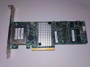 LSI SAS 9285cv-8e Raid Controller SAS2208 RAID 0 1 5 6 10 50 60