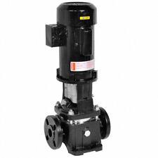 1/2 HP Vertical 2-Stage Booster Pump 115/230V 1 Ph DAYTON 5UWH5